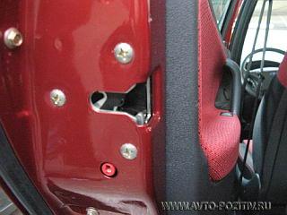Как сделать чтобы легко закрывалась двери авто
